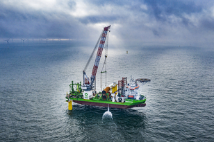 Offshore Drone / Helicoptershots