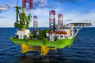 Offshore Photography