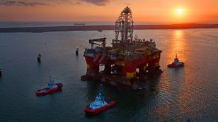 Aerial Photography Offshore